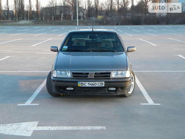Серый Фиат Крома, объемом двигателя 2 л и пробегом 1 тыс. км за 1300 $, фото 1 на Automoto.ua