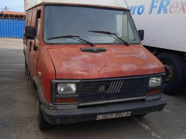 Красный Фиат Дукато груз., объемом двигателя 2 л и пробегом 1 тыс. км за 1194 $, фото 1 на Automoto.ua