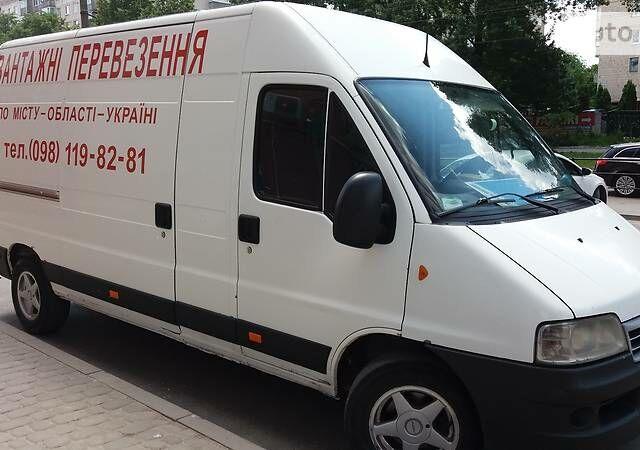Фиат Дукато груз., объемом двигателя 2.8 л и пробегом 500 тыс. км за 5400 $, фото 1 на Automoto.ua