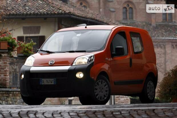 Фіат Фіоріно пас., об'ємом двигуна 0 л та пробігом 100 тис. км за 14227 $, фото 1 на Automoto.ua
