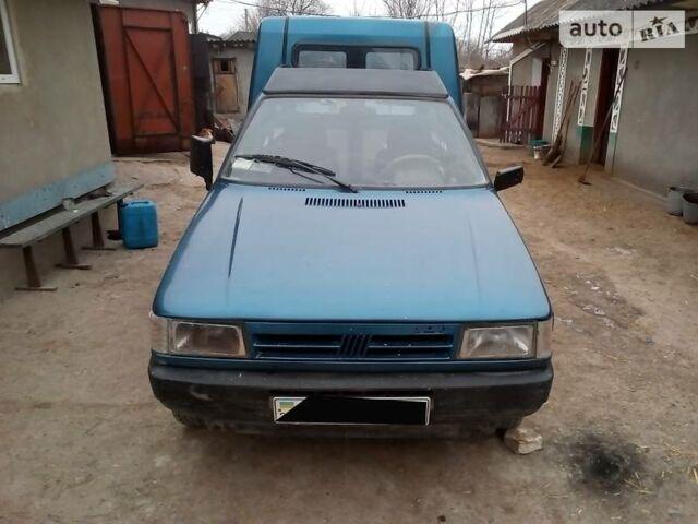 Синій Фіат Фіоріно пас., об'ємом двигуна 1.1 л та пробігом 153 тис. км за 1600 $, фото 1 на Automoto.ua