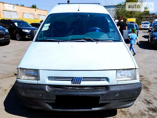 Серый Фиат Скудо груз., объемом двигателя 1.9 л и пробегом 511 тыс. км за 3590 $, фото 1 на Automoto.ua
