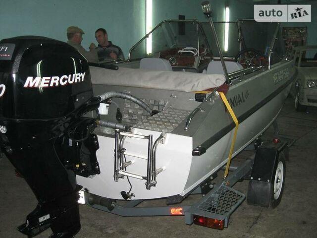 Серый Финвал 470, объемом двигателя 0.06 л и пробегом 1 тыс. км за 22000 $, фото 1 на Automoto.ua