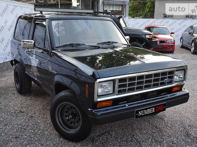 Чорний Форд Бронко, об'ємом двигуна 2.9 л та пробігом 1 тис. км за 11500 $, фото 1 на Automoto.ua