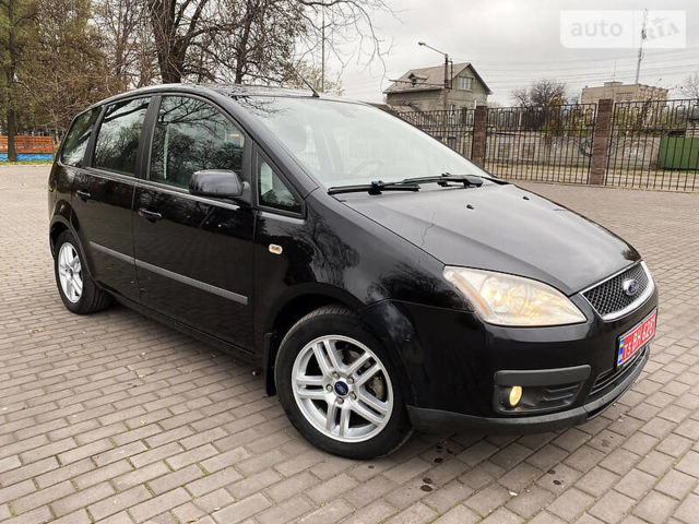 Чорний Форд Сі-Макс, об'ємом двигуна 0 л та пробігом 200 тис. км за 5800 $, фото 1 на Automoto.ua