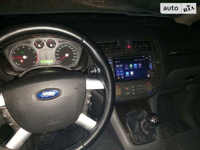 Серый Форд Си-Макс, объемом двигателя 1.8 л и пробегом 153 тыс. км за 6000 $, фото 1 на Automoto.ua