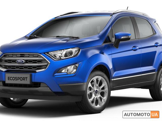 Форд Экоспорт, объемом двигателя 1.5 л и пробегом 0 тыс. км за 21171 $, фото 1 на Automoto.ua