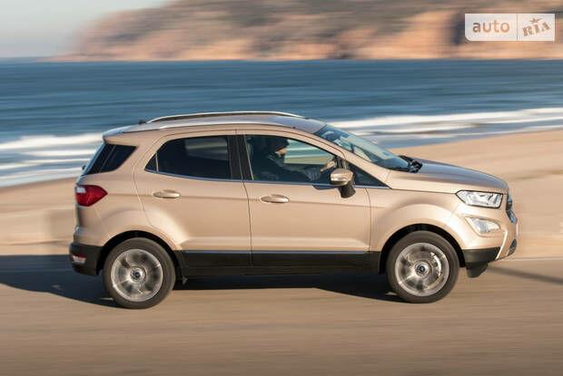 Форд Экоспорт, объемом двигателя 0 л и пробегом 1 тыс. км за 20283 $, фото 1 на Automoto.ua