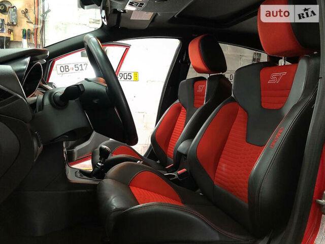 Красный Форд Фиеста, объемом двигателя 1.6 л и пробегом 117 тыс. км за 11800 $, фото 1 на Automoto.ua