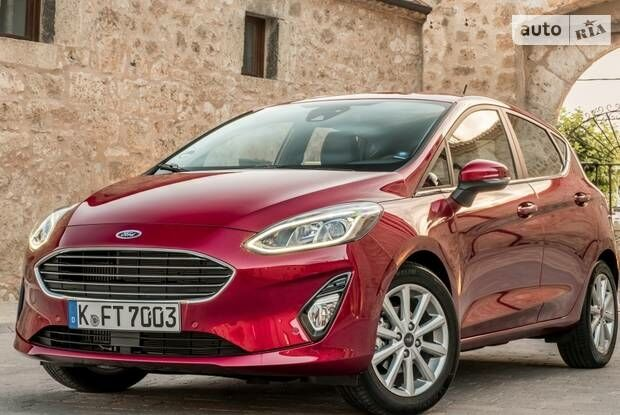 Форд Фієста, об'ємом двигуна 1 л та пробігом 1 тис. км за 20752 $, фото 1 на Automoto.ua