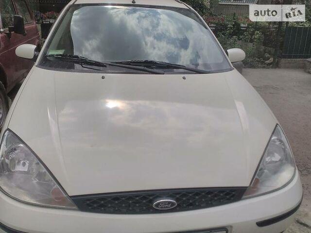 Білий Форд Фокус, об'ємом двигуна 1.6 л та пробігом 240 тис. км за 4600 $, фото 1 на Automoto.ua
