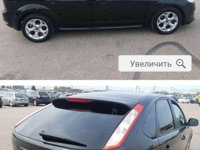 Черный Форд Фокус, объемом двигателя 1.6 л и пробегом 236 тыс. км за 6751 $, фото 1 на Automoto.ua