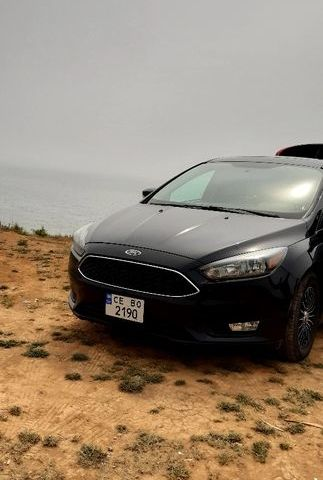 Чорний Форд Фокус, об'ємом двигуна 2 л та пробігом 120 тис. км за 11000 $, фото 1 на Automoto.ua