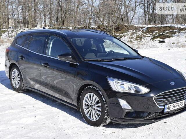Черный Форд Фокус, объемом двигателя 2 л и пробегом 42 тыс. км за 20500 $, фото 1 на Automoto.ua