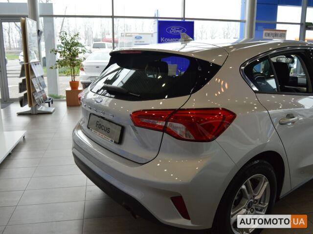 Коричневый Форд Фокус, объемом двигателя 1.5 л и пробегом 0 тыс. км за 23311 $, фото 1 на Automoto.ua