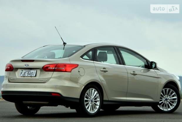 Форд Фокус, об'ємом двигуна 1 л та пробігом 1 тис. км за 22143 $, фото 1 на Automoto.ua