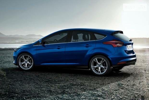 Форд Фокус, объемом двигателя 1.6 л и пробегом 1 тыс. км за 16859 $, фото 1 на Automoto.ua