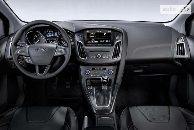 Форд Фокус, объемом двигателя 1.6 л и пробегом 1 тыс. км за 17550 $, фото 1 на Automoto.ua