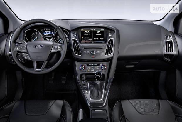 Форд Фокус, объемом двигателя 1.6 л и пробегом 1 тыс. км за 15927 $, фото 1 на Automoto.ua