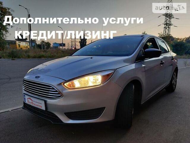 Серый Форд Фокус, объемом двигателя 2 л и пробегом 121 тыс. км за 8490 $, фото 1 на Automoto.ua