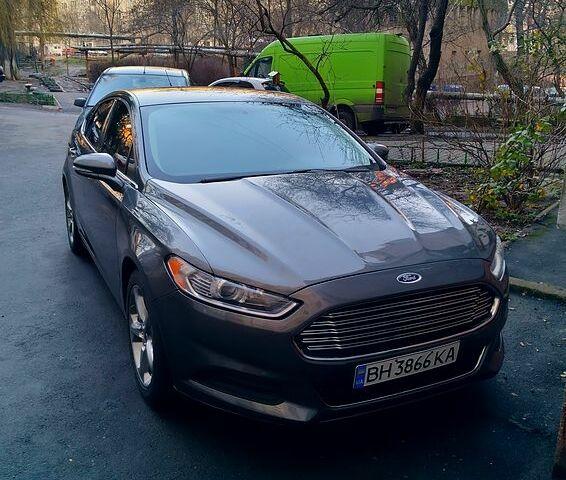 Форд Фьюжн, объемом двигателя 2.5 л и пробегом 135 тыс. км за 11000 $, фото 1 на Automoto.ua