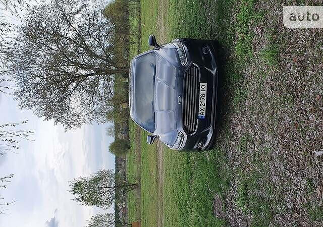Серый Форд Фьюжн, объемом двигателя 2 л и пробегом 133 тыс. км за 13300 $, фото 1 на Automoto.ua