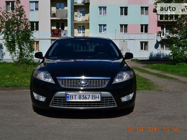 Черный Форд Мондео, объемом двигателя 0 л и пробегом 211 тыс. км за 9200 $, фото 1 на Automoto.ua