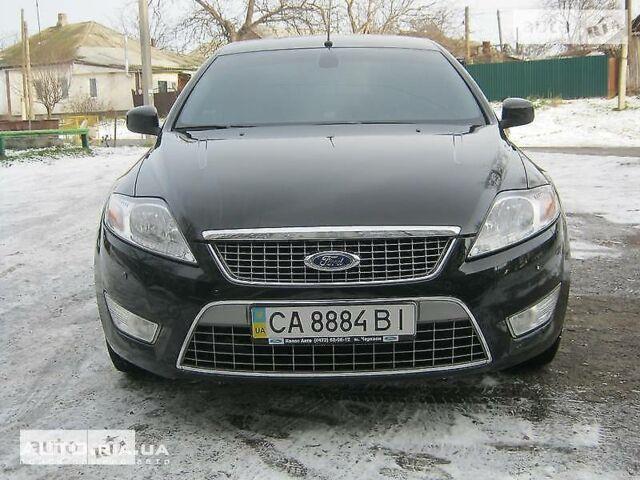 Чорний Форд Мондео, об'ємом двигуна 2.3 л та пробігом 120 тис. км за 12800 $, фото 1 на Automoto.ua