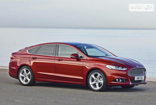 Форд Мондео, об'ємом двигуна 1.6 л та пробігом 1 тис. км за 29528 $, фото 1 на Automoto.ua
