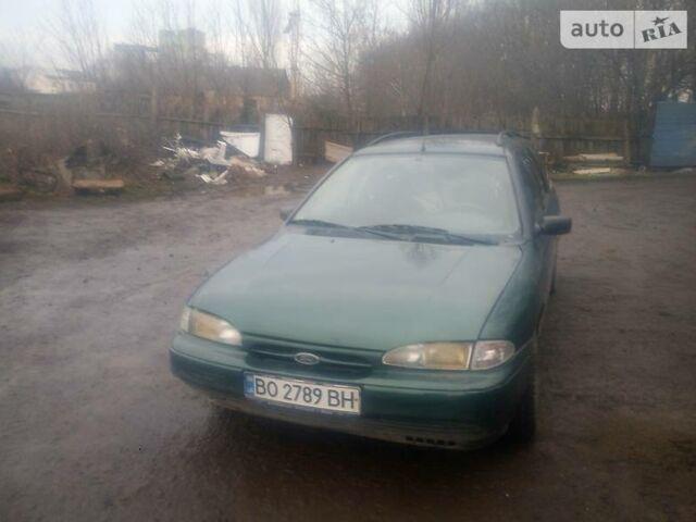 Зеленый Форд Мондео, объемом двигателя 1.6 л и пробегом 20 тыс. км за 2300 $, фото 1 на Automoto.ua