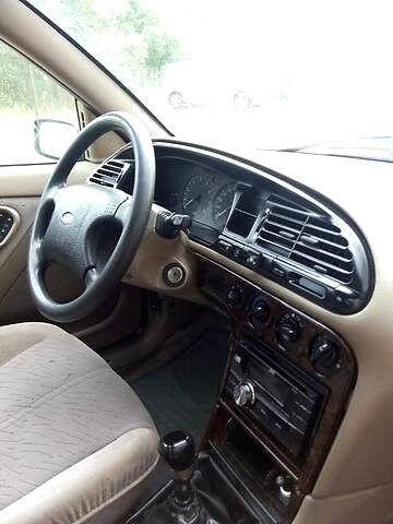 Зеленый Форд Мондео, объемом двигателя 1.8 л и пробегом 250 тыс. км за 2999 $, фото 1 на Automoto.ua