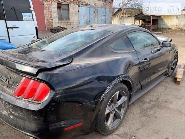 Черный Форд Мустанг, объемом двигателя 2.3 л и пробегом 10 тыс. км за 7500 $, фото 1 на Automoto.ua