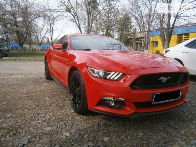 Форд Мустанг, об'ємом двигуна 2.3 л та пробігом 60 тис. км за 26999 $, фото 1 на Automoto.ua