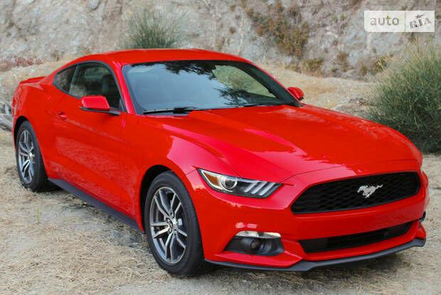 Форд Мустанг, объемом двигателя 2.26 л и пробегом 1 тыс. км за 63833 $, фото 1 на Automoto.ua