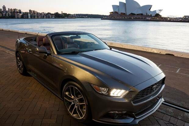 Форд Мустанг, об'ємом двигуна 2.26 л та пробігом 1 тис. км за 62107 $, фото 1 на Automoto.ua