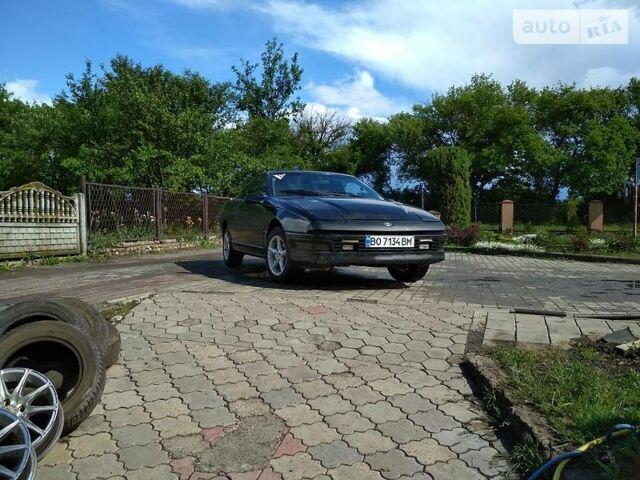 Черный Форд Проба, объемом двигателя 2.2 л и пробегом 100 тыс. км за 3000 $, фото 1 на Automoto.ua