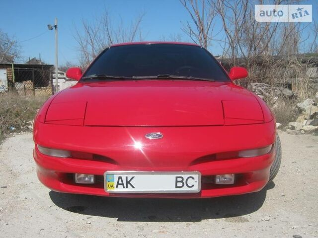 Червоний Форд Проуб, об'ємом двигуна 2.5 л та пробігом 75 тис. км за 8000 $, фото 1 на Automoto.ua