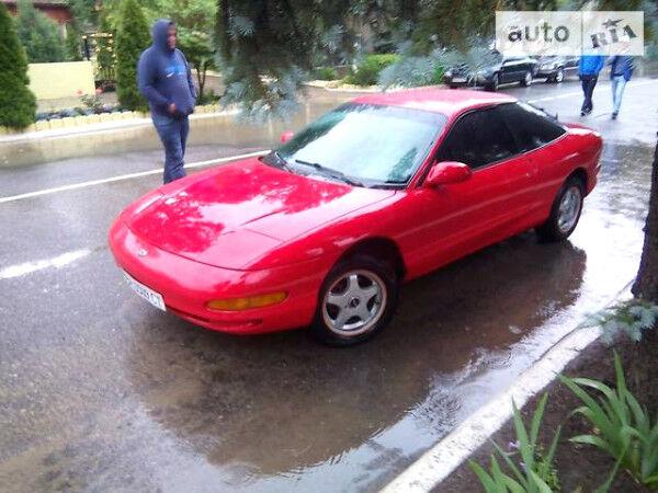 Красный Форд Проба, объемом двигателя 2 л и пробегом 175 тыс. км за 5000 $, фото 1 на Automoto.ua
