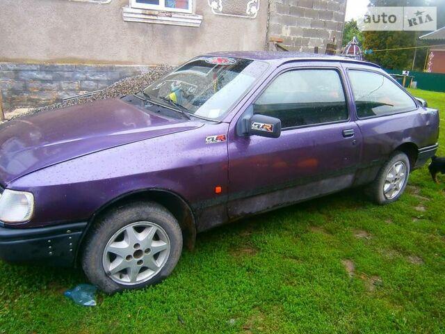 Фіолетовий Форд Сієрра, об'ємом двигуна 2 л та пробігом 30 тис. км за 750 $, фото 1 на Automoto.ua