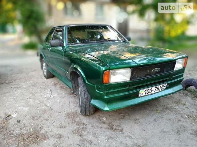 Зеленый Форд Таунус, объемом двигателя 1.6 л и пробегом 2 тыс. км за 1200 $, фото 1 на Automoto.ua