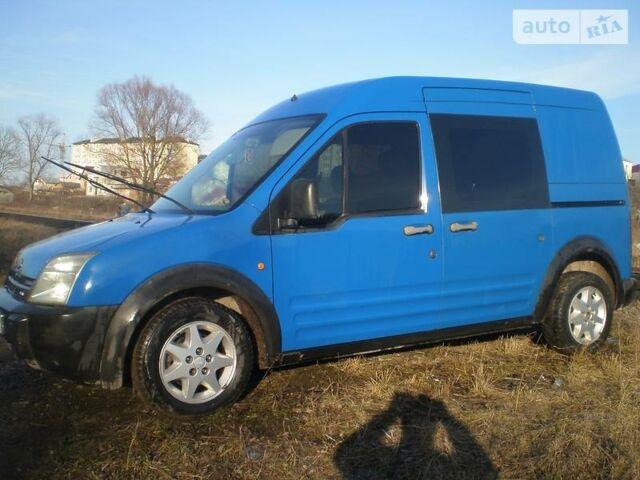 Синій Форд Турнео Коннект пас., об'ємом двигуна 0.18 л та пробігом 180 тис. км за 4700 $, фото 1 на Automoto.ua