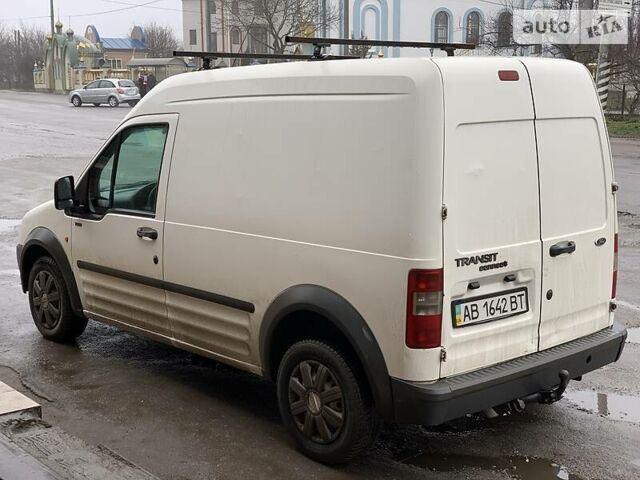 Белый Форд Транзит Коннект груз., объемом двигателя 1.8 л и пробегом 350 тыс. км за 4999 $, фото 1 на Automoto.ua