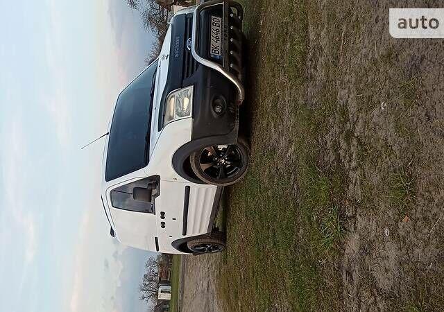 Белый Форд Транзит Коннект груз., объемом двигателя 1.8 л и пробегом 198 тыс. км за 5500 $, фото 1 на Automoto.ua