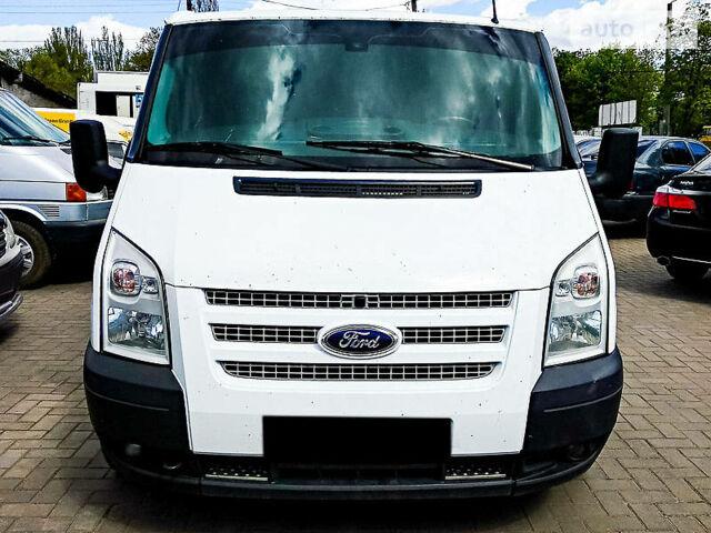 Білий Форд Транзит вант., об'ємом двигуна 2.2 л та пробігом 268 тис. км за 8400 $, фото 1 на Automoto.ua