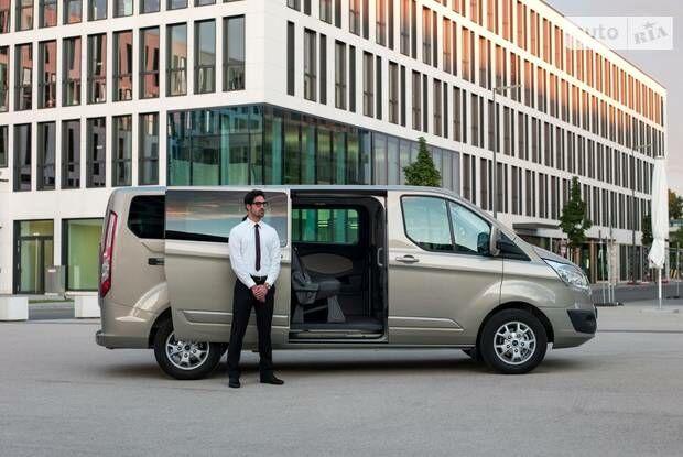 Форд Транзит пасс., объемом двигателя 2.2 л и пробегом 1 тыс. км за 37846 $, фото 1 на Automoto.ua