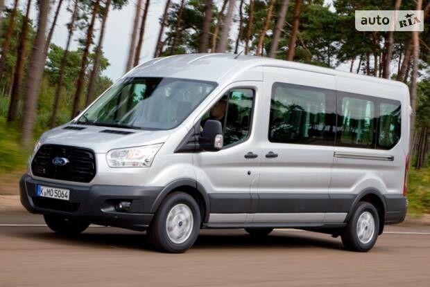 Форд Транзит пас., об'ємом двигуна 0 л та пробігом 100 тис. км за 47161 $, фото 1 на Automoto.ua