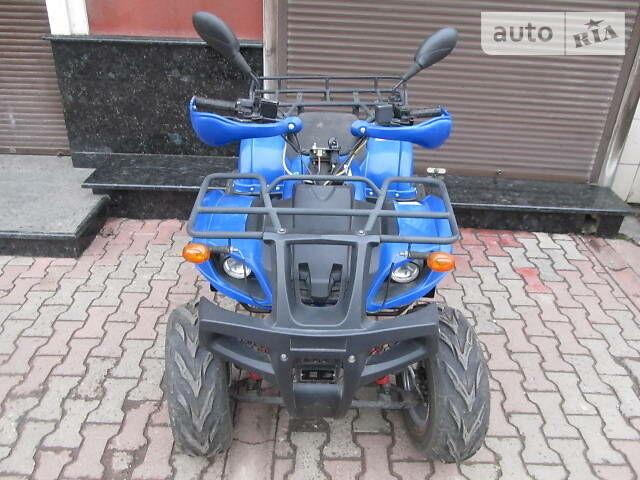 Синій Футонг ФТ 150, об'ємом двигуна 0.15 л та пробігом 1 тис. км за 1150 $, фото 1 на Automoto.ua