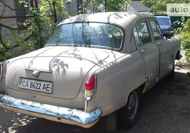 Бежевый ГАЗ 21, объемом двигателя 2.5 л и пробегом 6 тыс. км за 1500 $, фото 1 на Automoto.ua