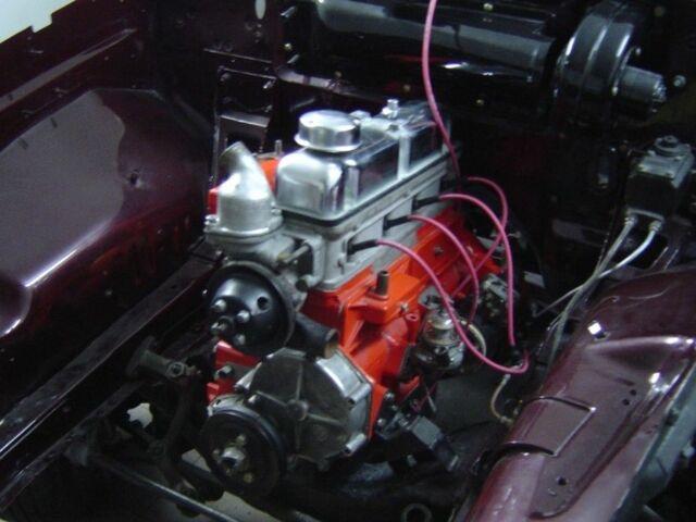 Голубой ГАЗ 21, объемом двигателя 2.4 л и пробегом 1 тыс. км за 2800 $, фото 1 на Automoto.ua