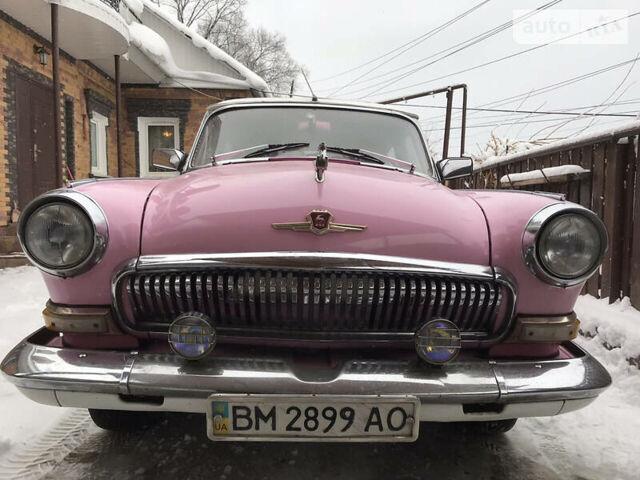 Красный ГАЗ 21, объемом двигателя 2.4 л и пробегом 15 тыс. км за 6500 $, фото 1 на Automoto.ua